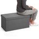 Dark Gray Box Bench,Dark Gray,hi-res