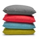 Red Block Party Lumbar Pillow,Red,hi-res