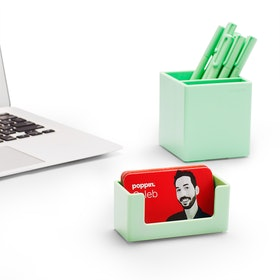 Mint Business Card Holder,Mint,hi-res