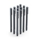 Dark Gray Signature Ballpoint Pens w/ Black Ink, Set of 12,Dark Gray,hi-res