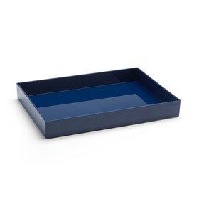 Navy Large Accessory Tray,Navy,hi-res