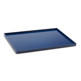 Navy Large Slim Tray,Navy,hi-res
