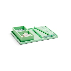 Mint Medium Slim Tray,Mint,hi-res