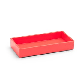Coral Small Accessory Tray,Coral,hi-res