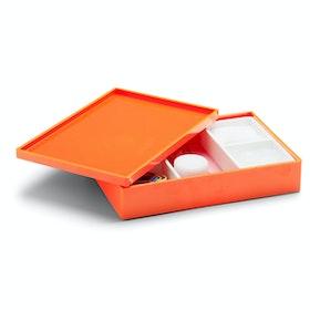 Orange Medium Accessory Tray,Orange,hi-res