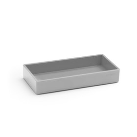 Light Gray Small Accessory Tray,Light Gray,hi-res