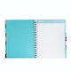 Aqua Large 18 Month Pocket Book Planner, 2018-2019,,hi-res
