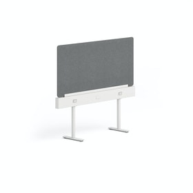 Dark Gray Boom Privacy Panel, 60""