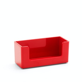 Red Business Card Holder,Red,hi-res