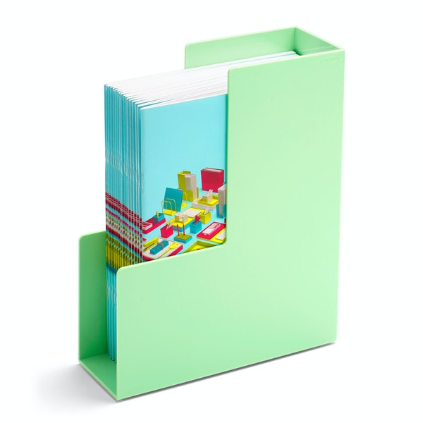 Mint Magazine File Box,Mint,hi-res
