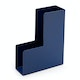 Navy Magazine File Box,Navy,hi-res