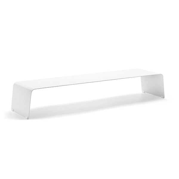White Series A Desktop Shelf,,hi-res