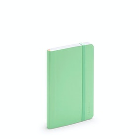 Mint Small Softcover Notebook,Mint,hi-res