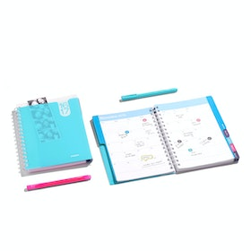 Pink Medium 18 Month Pocket Planner, 2016-17,Pink,hi-res