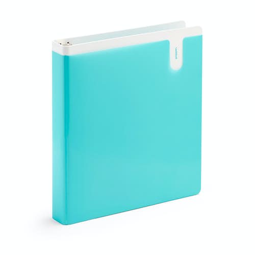 Colorful Binders Dividers For Elementary High School And College