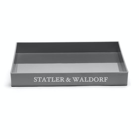 Custom Dark Gray Medium Accessory Tray,Dark Gray,hi-res