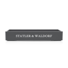 Custom Dark Gray Small Accessory Tray,Dark Gray,hi-res