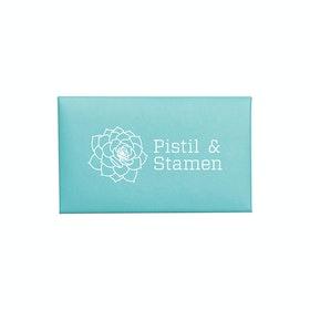 Custom Aqua Card Case