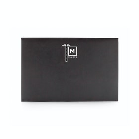 Custom Black Soft Cover Folio,Black,hi-res