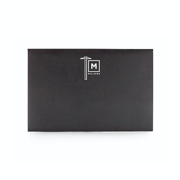 Custom Black Soft Cover Folio,Black,hi-res