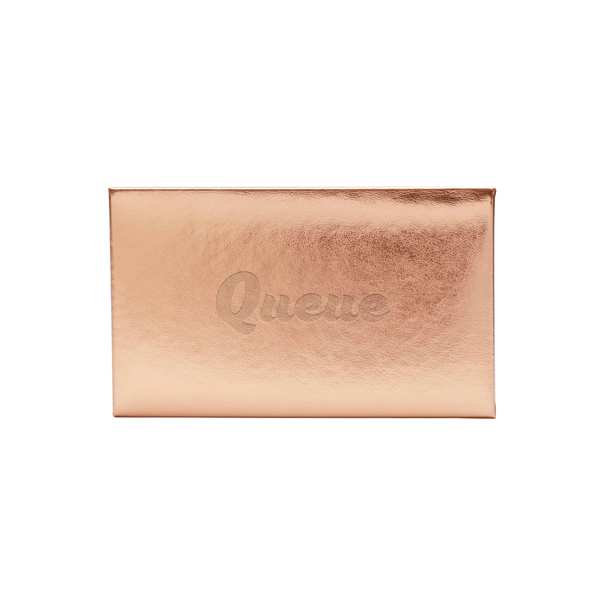 custom copper card case desk accessories organization