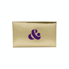 Customized business card holders customized office supplies poppin custom gold card casegoldhi res colourmoves