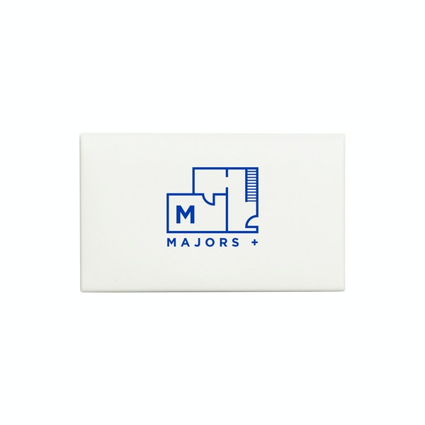 Custom White Card Case,White,hi-res