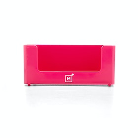 Custom Pink Business Card Holder,Pink,hi-res