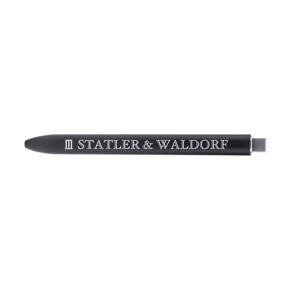Custom Flat Top Retractable Ballpoint Pen,,hi-res