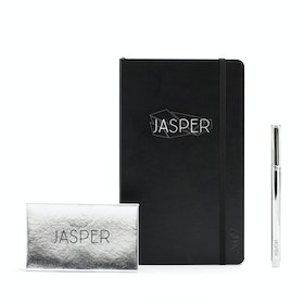 Custom Executive Planner Set, Metal Pen,,hi-res