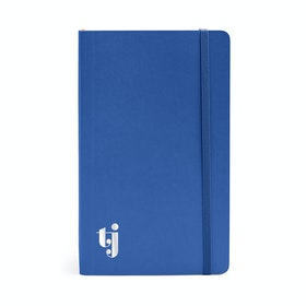 Custom Cobalt Medium Soft Cover Notebook,Cobalt,hi-res