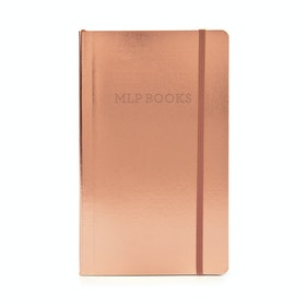 Custom Copper Medium Soft Cover Notebook,Copper,hi-res