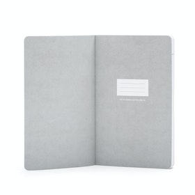 White Medium 12 Month Soft Cover Planner, 2017,White,hi-res