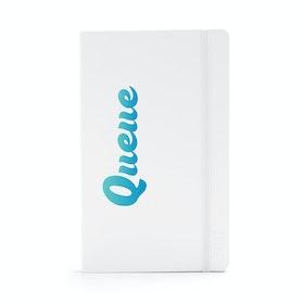 Custom White Medium Soft Cover Planner,White,hi-res