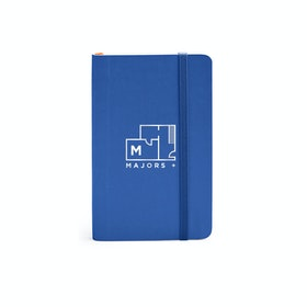 Custom Cobalt Small Soft Cover Notebook,Cobalt,hi-res