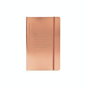 Custom Copper Small Soft Cover Notebook,Copper,hi-res