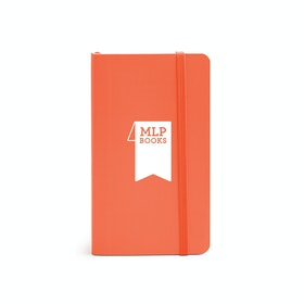 Custom Coral Small Softcover Notebook,Coral,hi-res