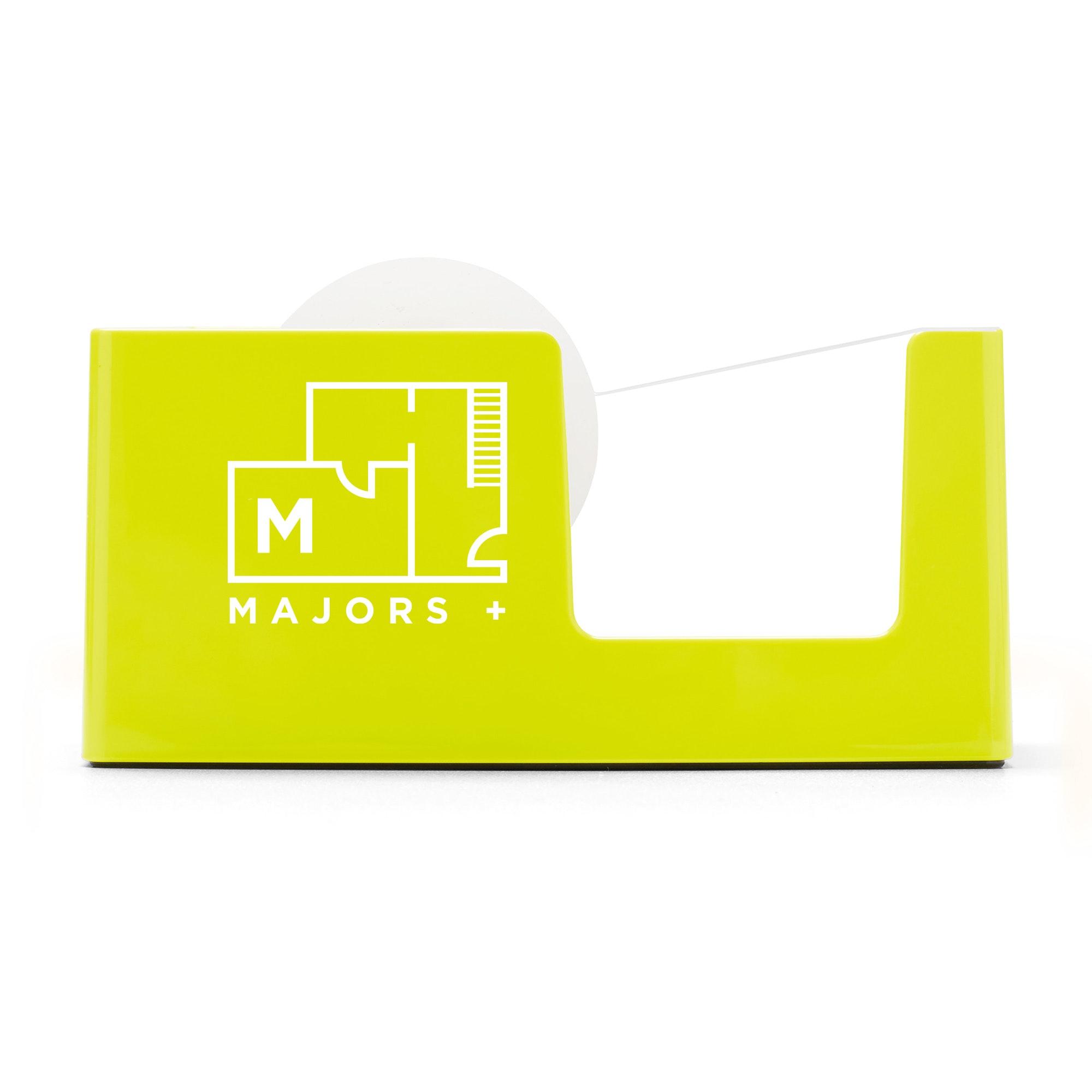 ... Custom Lime Green Tape Dispenser,Lime Green,hi Res