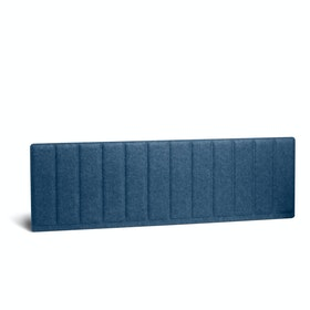 "Dark Blue Privacy Panel, 57"", Side-To-Side Installation,Dark Blue,hi-res"