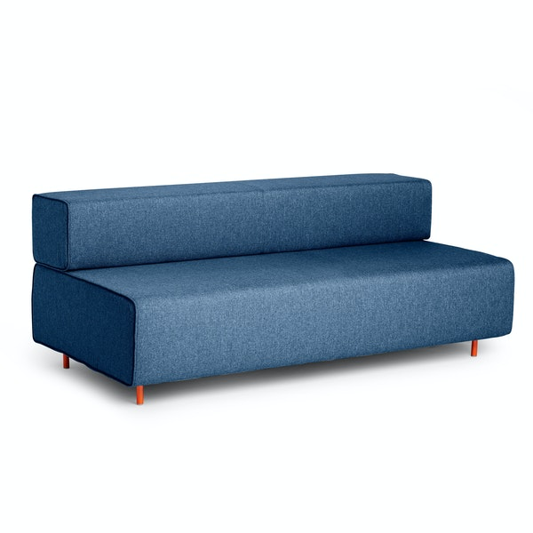 Dark Blue Block Party Lounge Sofa,Dark Blue,hi-res