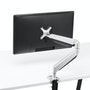Silver Single Heavy-Duty LCD Monitor Arm,,hi-res
