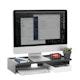 Dark Gray Monitor Riser,Dark Gray,hi-res