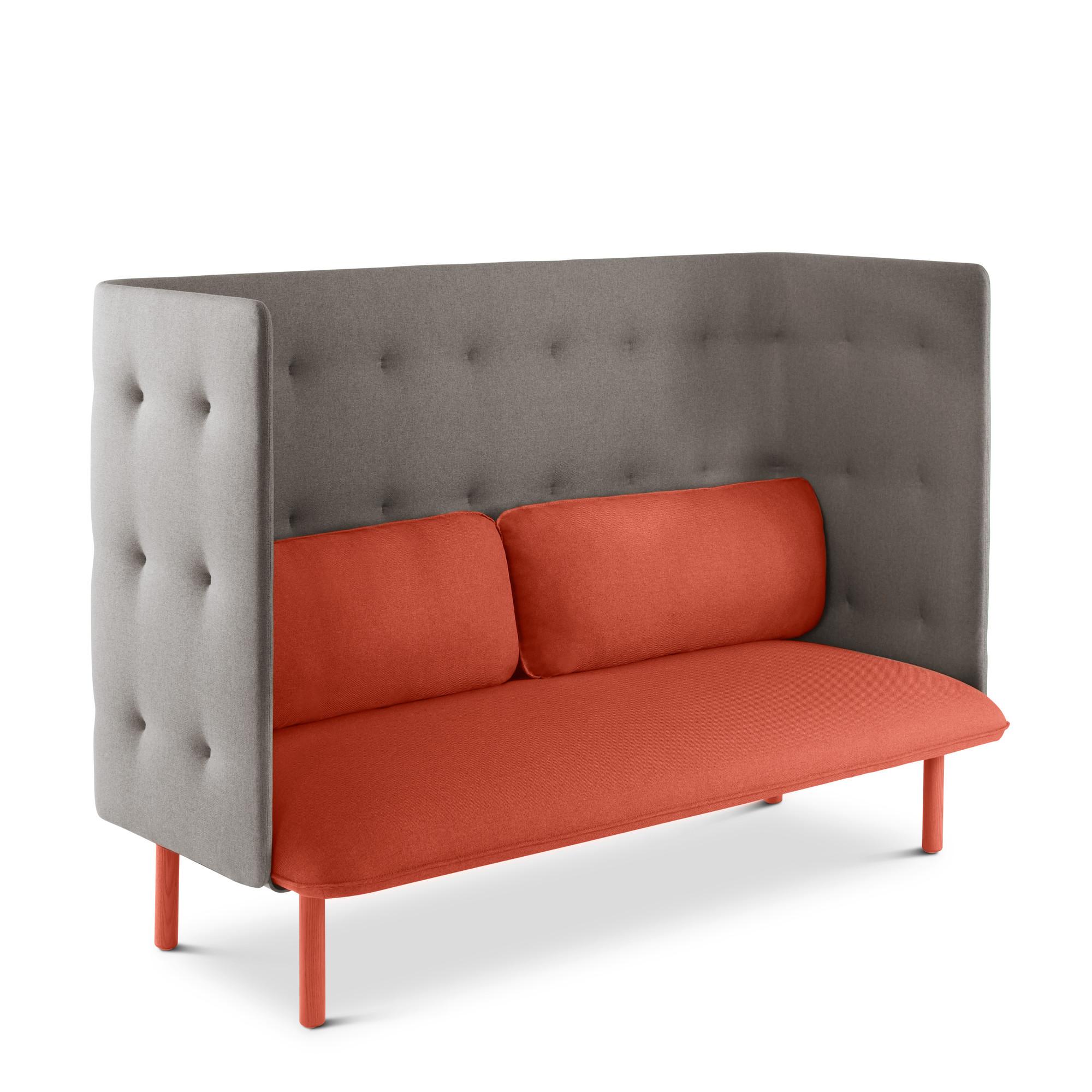 Gray Brick Qt Lounge Sofa Hi Res