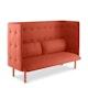 Brick QT Lounge Sofa,Brick,hi-res