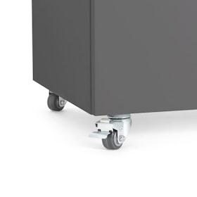 Stash Locker Cabinet Casters, Set of 4,,hi-res