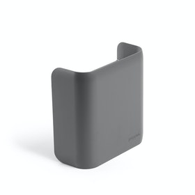 Dark Gray Wall Cup,Dark Gray,hi-res