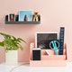 Blush Desk Organizer,Blush,hi-res