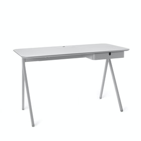 Light Gray Key Desk,Light Gray,hi-res
