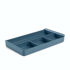 Slate Blue Drawer Organizer,Slate Blue,hi-res