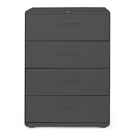 Stow 4-Drawer Lateral File Cabinet